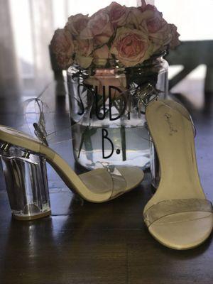 Clear heels for Sale in Norwalk, CA
