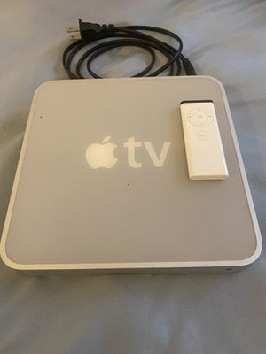 First Generation Jailbroken Apple TV w/Remote (160gb HD) for Sale in San Diego, CA