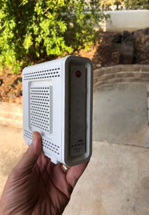 Arris Surfboard SB6141 Cable Modem for Sale in Orange, CA