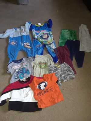 Baby boy cloth size 18m all for $4 for Sale in San Antonio, TX