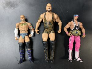 Wwe elite figures for Sale in Downey, CA