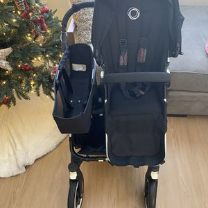 Bugaboo Donkey With Double Seating Option Or Mono Seating With Basket for Sale in Irvine, CA