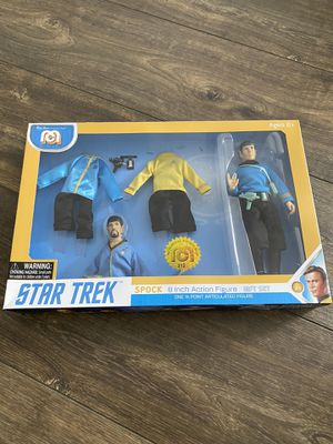 Star Trek Spock action figure for Sale in Castro Valley, CA