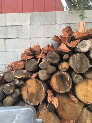 Wood logs and firewood for sale for Sale in Los Angeles, CA