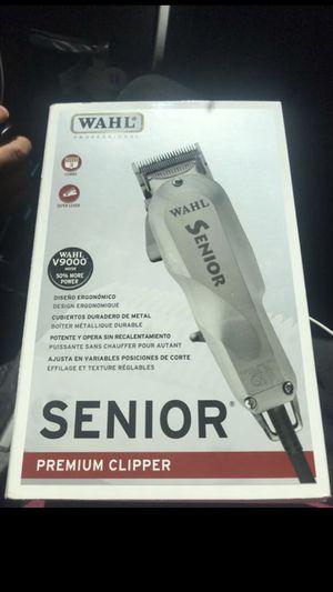 Wahl senior premium clippers brand new still in box for 40$ for Sale in Orange, CA