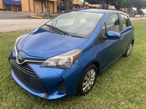 2015 Toyota Yaris le for Sale in Miami, FL