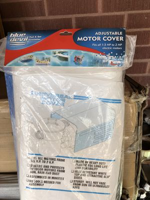 Adjustable pool motor cover for Sale in West Valley City, UT