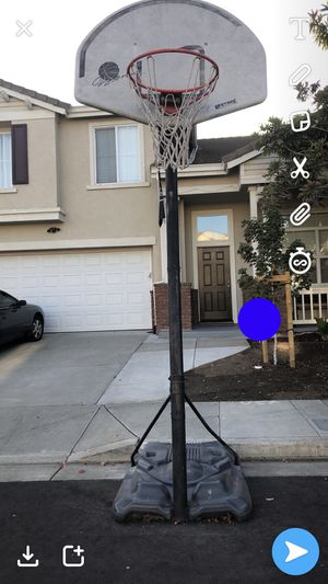 Basketball Hoop for Sale in Hayward, CA