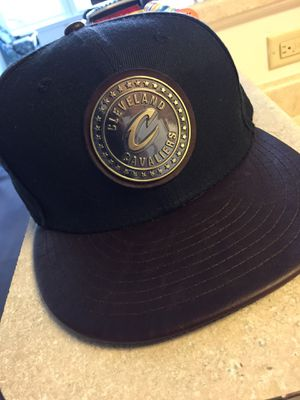 Cleveland Cavaliers Leather SnapBack for Sale in Laredo, TX