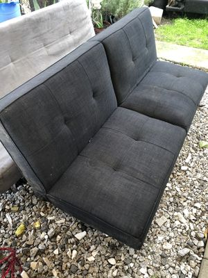 Futon bed asking $65 each need cleaning have some dust on them for Sale in Modesto, CA