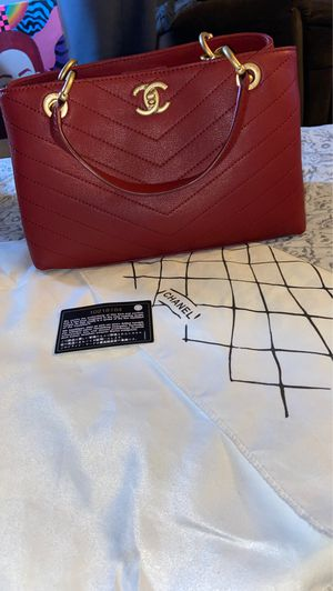 Red Chanel Bag for Sale in Levittown, PA