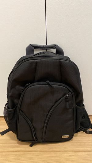 CODI Black Laptop Carry Backpack 3 Compartments for Sale in New York, NY