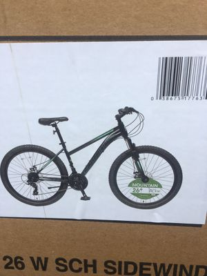 Schwinn women's Sidewinder 26 inch/21 speed mountain bike. for Sale in Redford Charter Township, MI
