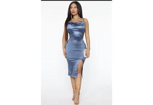 Satin Midi Dress for Sale in Las Vegas, NV
