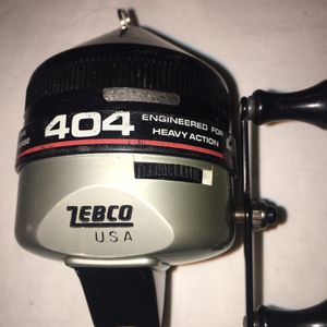 Zebco 404 Heavy Action for Sale in Aurora, CO