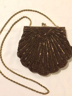 Antique Hand Crafted Bead Night Purse. Mint Condition for Sale in Vacaville,  CA