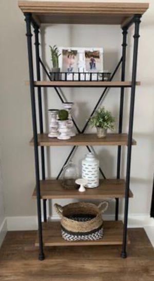 New!! 5 shelf Unit, Bookcase, Furniture,Storage Unit, Organizer, for Sale in Phoenix, AZ