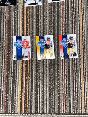 Rookie draft 2016 NFL football cards for Sale in Fitchburg, MA