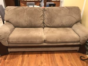 Plush sofa and loveseat set for Sale in Springfield, VA