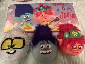Kid trolls pillows for Sale in Austin, TX