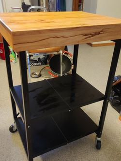Origami Folding Kitchen Cart for Sale in Brooklyn,  NY