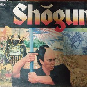 Vintage Japanese Strategic Role Playing Board Games Shogun for Sale in Flint, MI