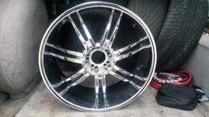 Strada Chrome Rims for Sale in Houston, TX