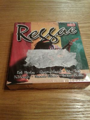 New 10 CD Reggae music including Bob Marley amazing collection for Sale in Springdale, AR