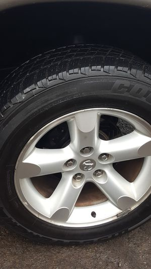 20 inch dodge wheels and tires for Sale in Portland, OR