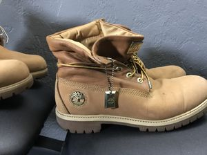 Timberlands size 11 men for Sale in Reedley, CA