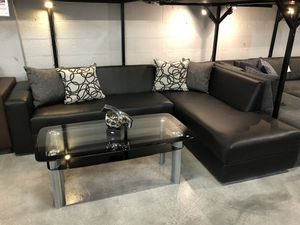 $299 for the WHOLE..ENTIRE..sectional sofa couch ONLY @ SmartBuy Furniture for Sale in Hialeah, FL