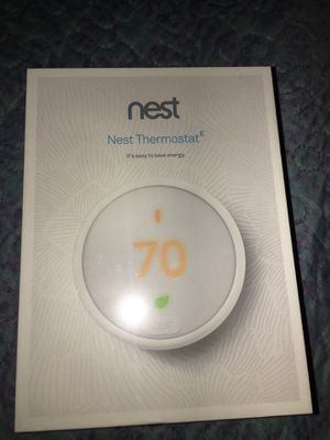 Nest Thermostat for Sale in Pomona, CA