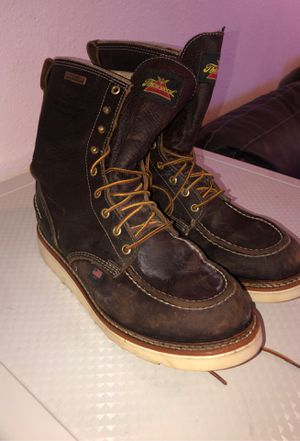thorogood work boots size 10d for Sale in Phoenix, AZ
