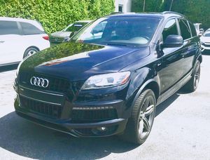 Audi Q7 SUPERCHARGED 2013 for Sale in Miami, FL
