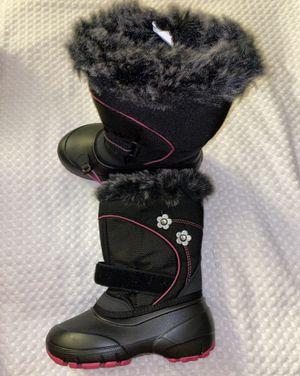 Kamik Bellissomo Girls Snow Boots Size 1 for Sale in Orange, CA