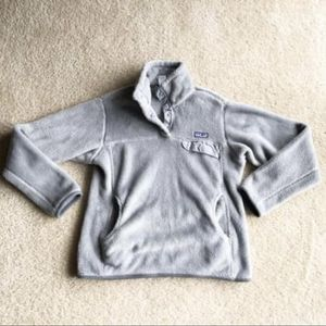 Patagonia Snap T Fleece Pullover Jacket Small for Sale in Calera, AL