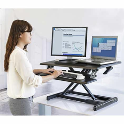 Airlift Pro Sit To Stand Pneumatic Desk Converter - Delivery Available for Sale in Tacoma,  WA