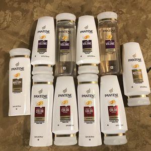 Pantene Shampoo & conditioner 12-12.6 Fl Oz for Sale in Mount Hamilton, CA