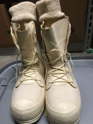 Mickey boots/ military bunny for Sale in Kent, WA