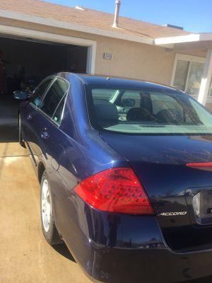 Honda Accord for Sale in Hesperia, CA