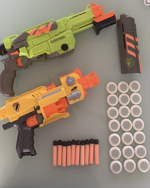NERF Guns with Ammo for Sale in Phoenix, AZ