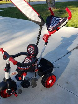 Tricycle Little Tikes 4-in-1 Trike Ride On, Red/White for Sale in Tampa,  FL