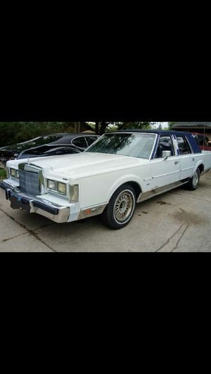 1988 Lincoln Town Car for Sale in Wood Dale, IL