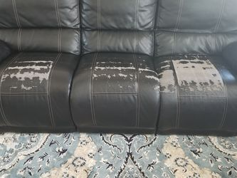 Recliner Sofa With LED and Storage - FREE for Sale in Bolingbrook,  IL