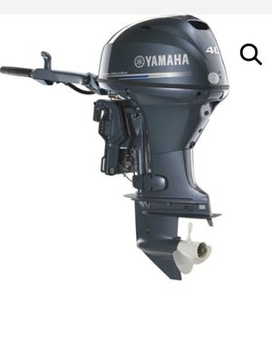 Yamaha 40 hp Brand New 20 inch shaft in box still Vegas areaa (3,900$) for Sale in Las Vegas, NV