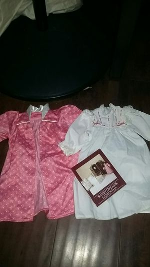 American Girl Doll Pajama Samantha Outfit. for Sale in Costa Mesa, CA