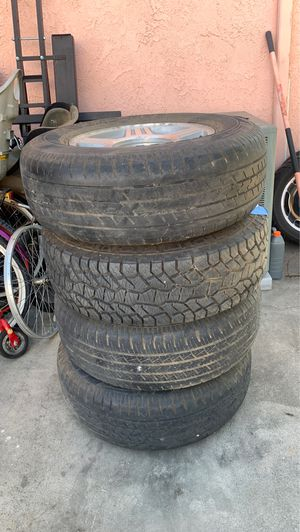 Rims and tires for Sale in San Dimas, CA