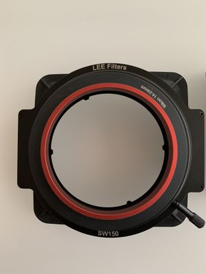 Lee Filters SW150 Mark II filter holder and 14-24 mm adaptor for Sale in Seattle, WA