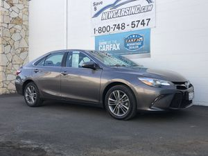 2016 Toyota Camry for Sale in San Diego, CA