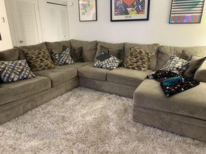 One of the most comfortable couches you will find for Sale in Hialeah, FL